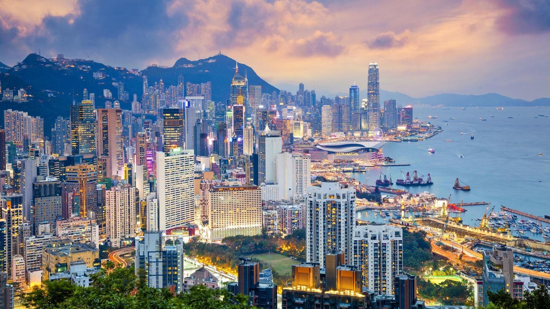 Hinrich Foundation Michael Enright Hong Kong FDI In China