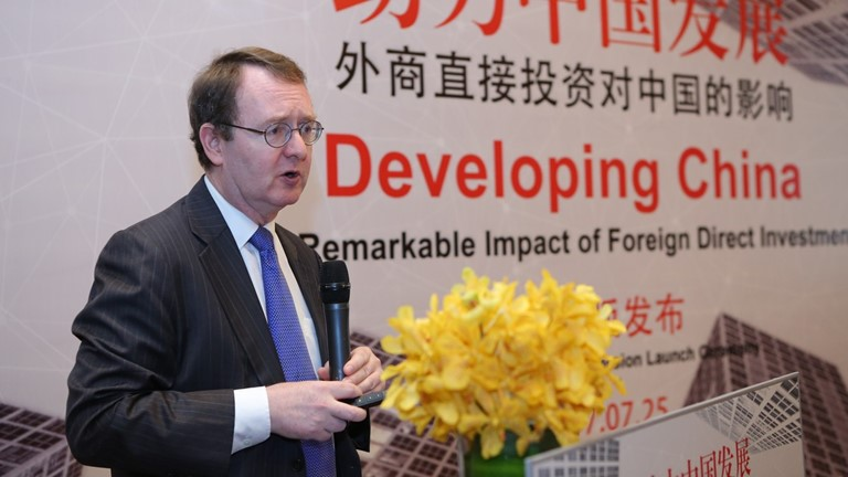 Hinrich Foundation FDI In China Michael Enright Beijing