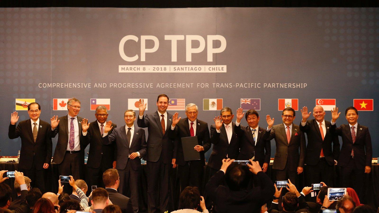 China And CPTPP