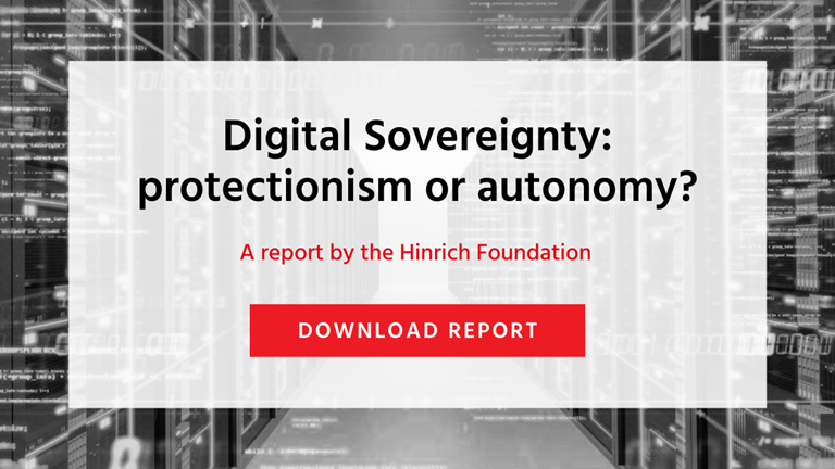 Digital Sovereignty Protectionism Or Autonomy