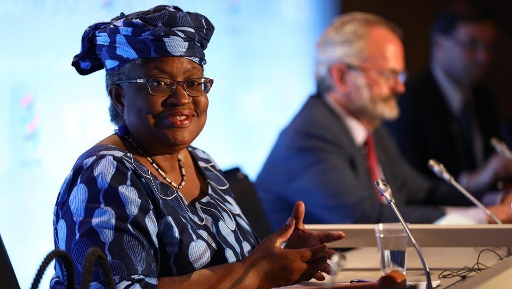 Dr. Okonjo Iweala